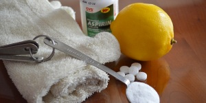 aspirin+lemon+baking+soda