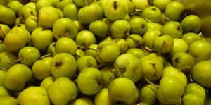 crab-apples