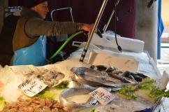 Rialto Market, Venice.